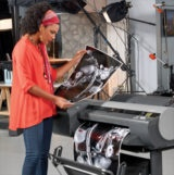 Large Format Printers and Scanners