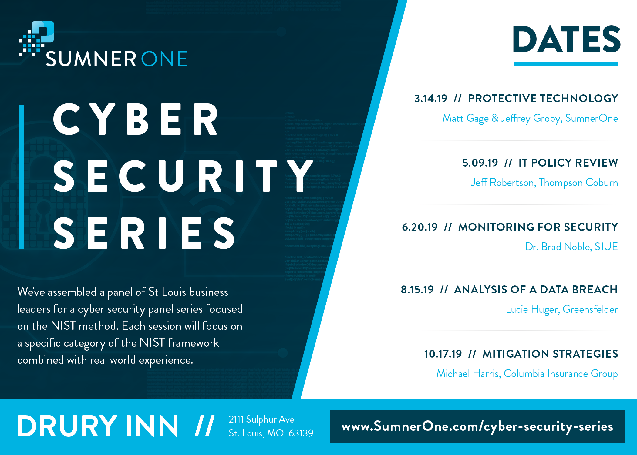 Cyber Security Series for Business Leaders