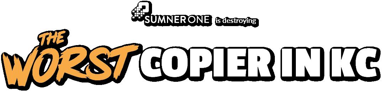 Worst Copier Hero Logo
