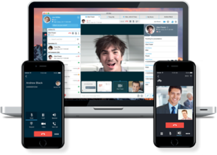 UC One  - Multi-device conference Call