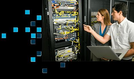 technician-working-on-servers